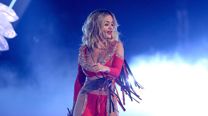 "Rita Ora beim ""Germany's next Topmodel""-Finale in Düsseldorf"