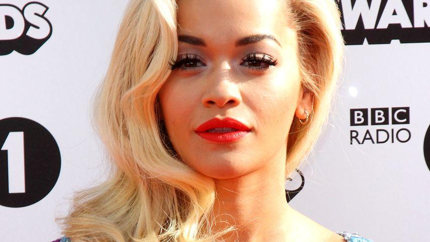 Rita Ora gesteht: Calvin Harris war einfach zu gut für sie!