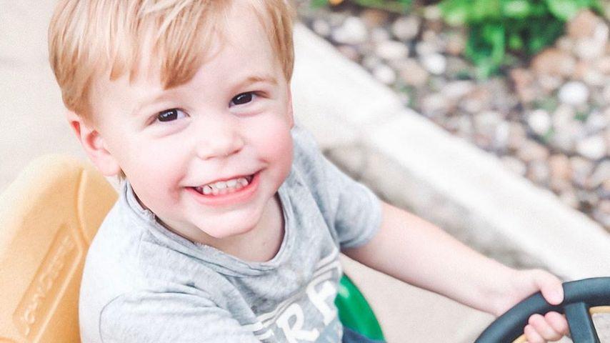 River Smith, Sohn von Amber und Granger Smith