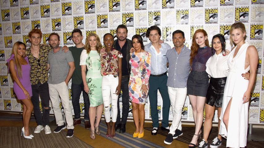 """Riverdale""-Cast 2018 in San Diego"