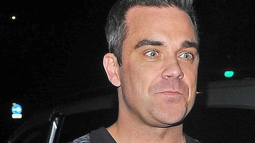 Für Tochter Teddy: Robbie Williams will umziehen