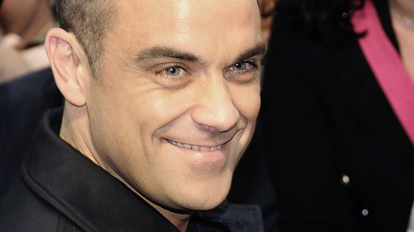 """Robbie Williams: Tochter soll ihn """"tätowieren"""""""