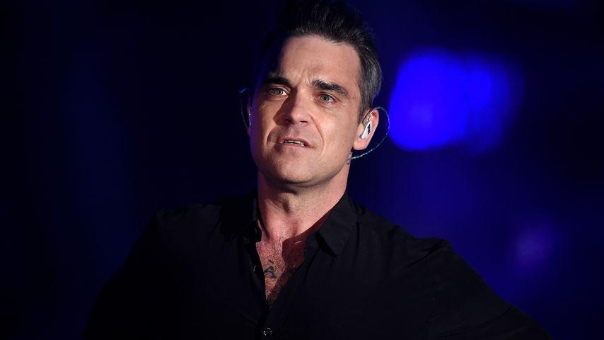 Wegen Take That? Robbie Williams ist von Selbsthass geplagt!