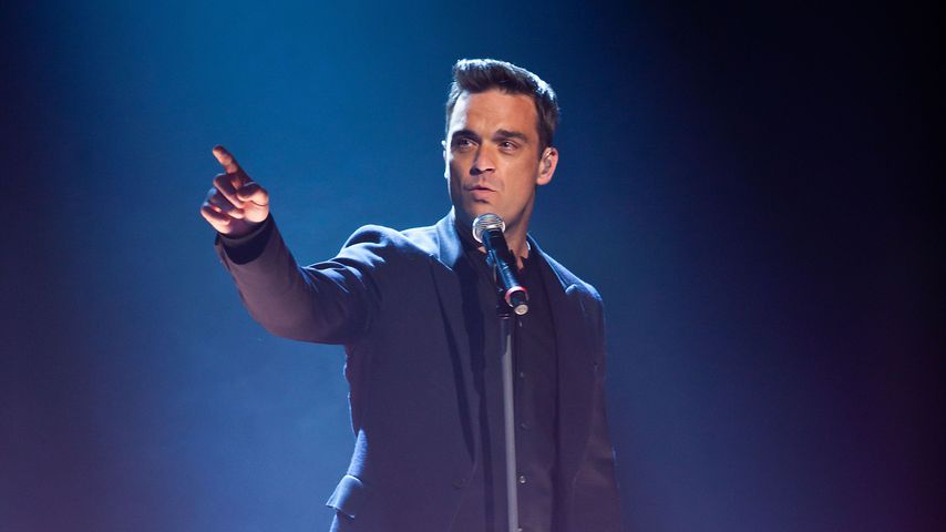 Robbie Williams plant gemeinsamen Auftritt mit Take That!