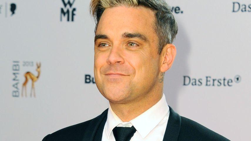 Robbie Williams: So krass feiert ihn seine Heimat