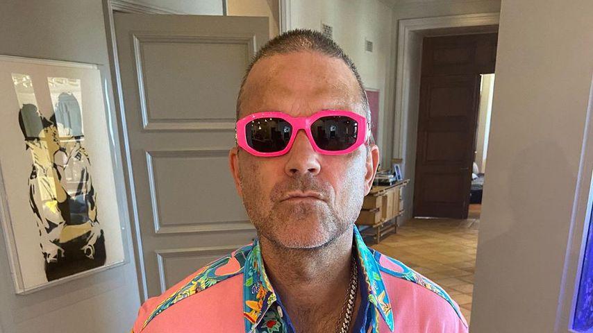 Superstar Robbie Williams kann sich keine Geburtstage merken