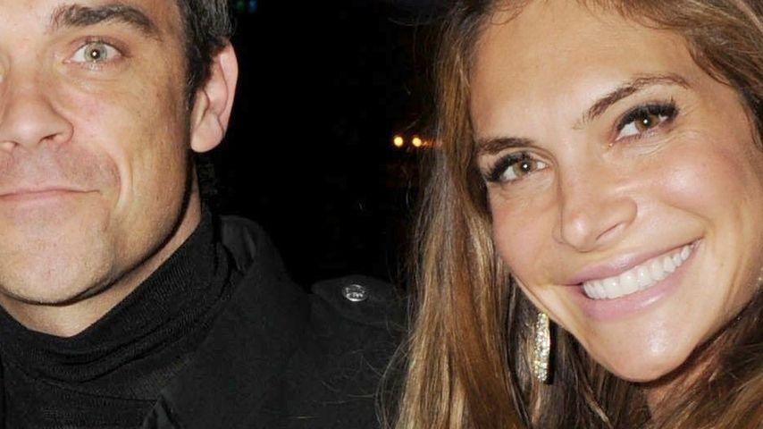 Endlich enthüllt: So heißt Robbie Williams' Sohn!