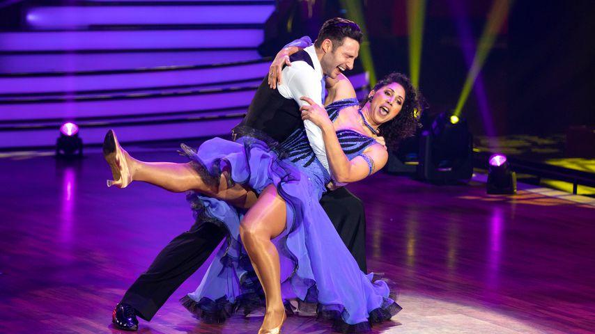 """Robert Beitsch und Steffi Jones bei """"Let's Dance"""""""