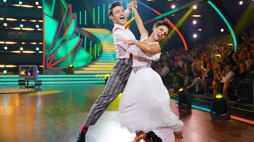 """""""Let's Dance""""-Teilnehmer Robert Beitsch und Susianna Kentikian"""