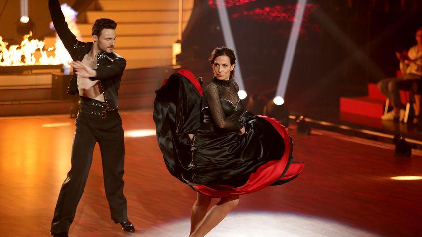"""Robert Beitsch und Ulrike Frank in der 5. """"Let's Dance""""-Show"""