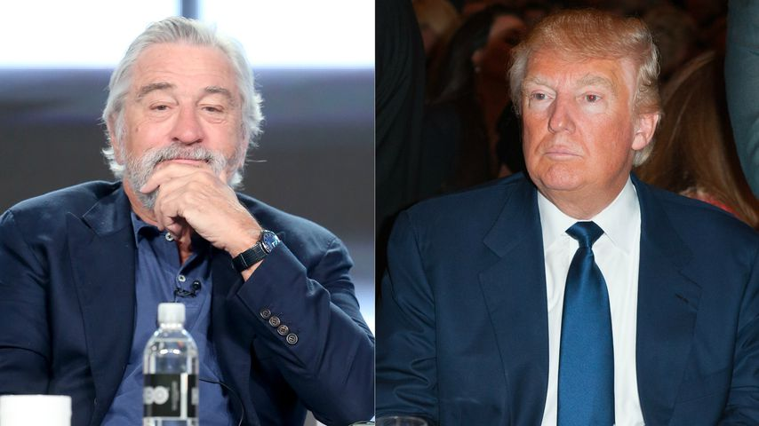 Er ist ein Tyrann: Robert de Niro teilt gegen Trump aus