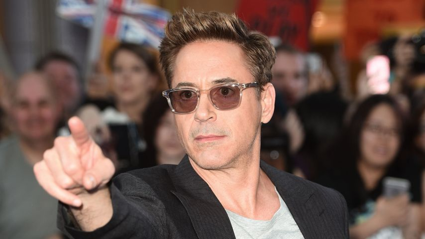 Schmierfink! Robert Downey Jr. sauer über Interview-Eklat