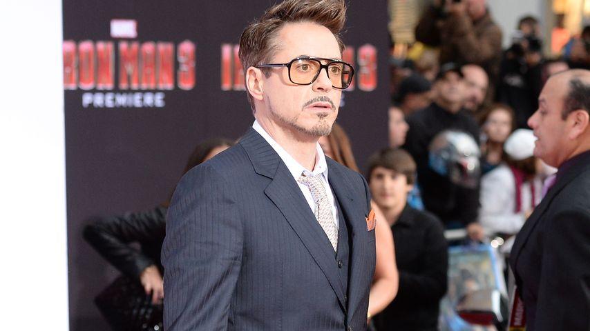 """Robert Downey Junior bei der Premiere von """"Iron Man 3"""" in Hollywood"""