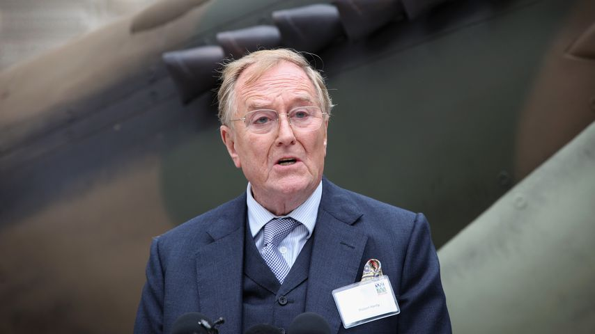 Robert Hardy, Harry Potter-Darsteller