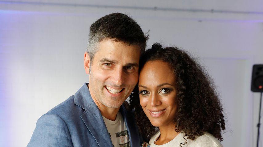 Robert Irschara und Milka Loff Fernandes