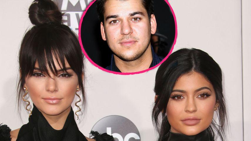 Kylie & Kendall Jenner: Beef mit Robert ist endlich beendet!