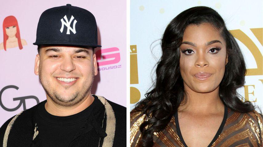 Rob Kardashian frisch verliebt: Wer ist diese Mehgan James?