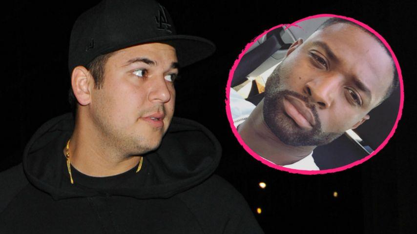 """Angriff auf Blacs """"Lover""""? Rob Kardashian wird verdächtigt"""