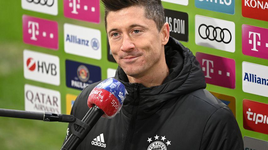 Bayern-Kicker Lewandowski verletzt: War's das mit Torrekord?