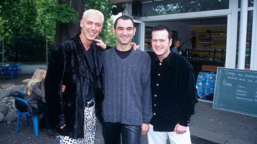 Robert Miles und Scooter, 1996