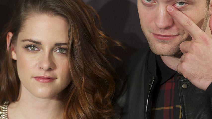 Kristen Stewart will Robs Auszug nicht wahrhaben
