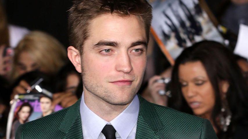 Robert Pattinson: Nennt ihn ja nicht R-Patz!