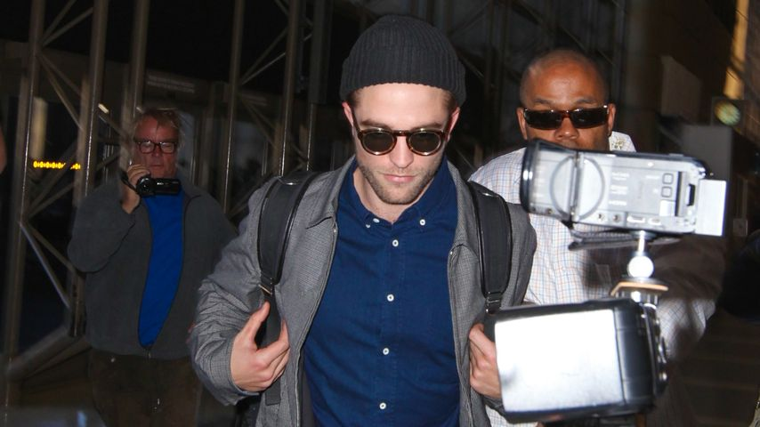 Paparazzi-Chaos: Rob Pattinson bleibt Mister Cool