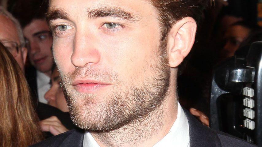 Robert Pattinson: Mit IHR knutscht er für Dior!