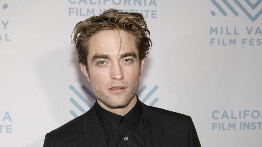 """""""Emo"""": Twitter-User lachen über Rob Pattinson als Batman"""