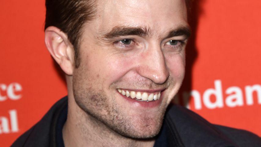 """Robert Pattinson bei der """"Damsel""""-Premiere in Park City, Utah"""