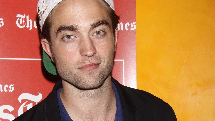 Robert Pattinson: Wenigstens seine Fans sind süß!