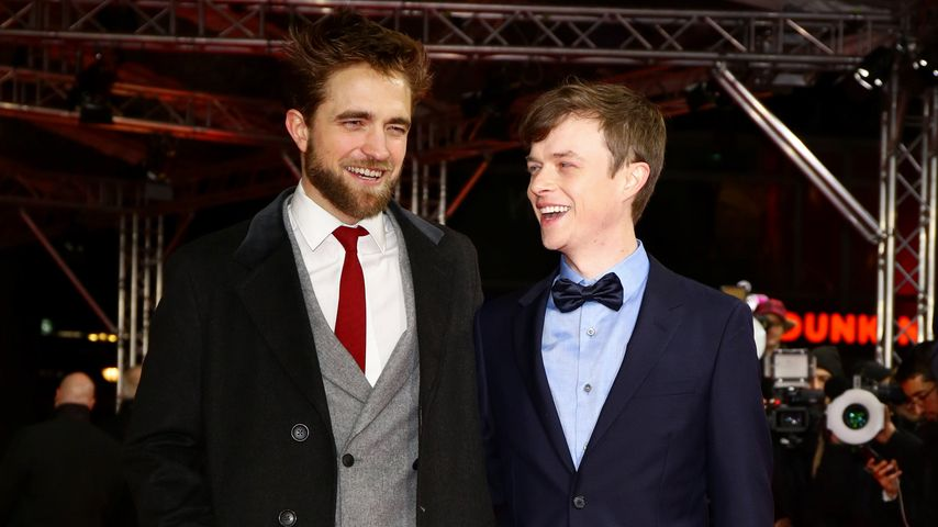 Robert Pattinson und Dane DeHaan