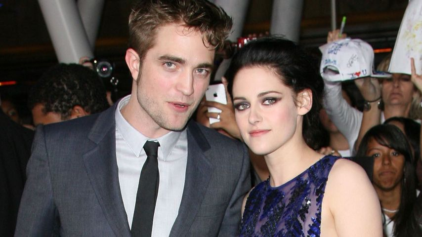 Robert Pattinson & KStew: Liebes-Urlaub in Europa