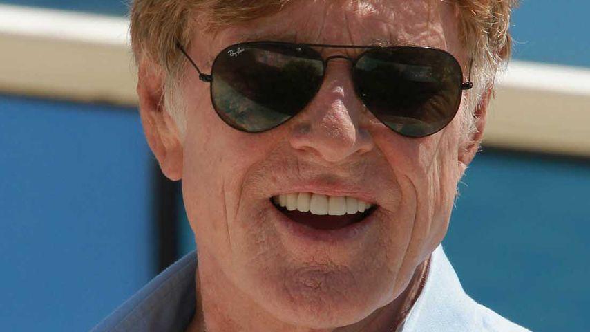 Robert Redford: Gehörverlust wegen neuen Films