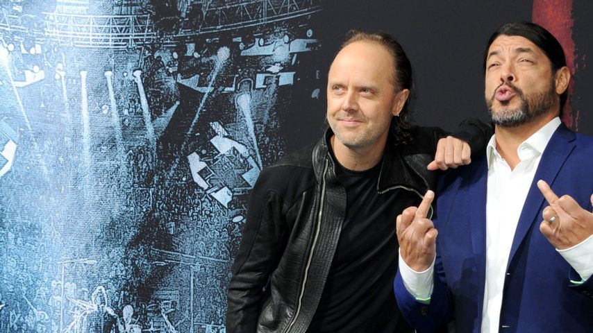 "Metallica-Film: ""Through the Never"" ist eine Reise"