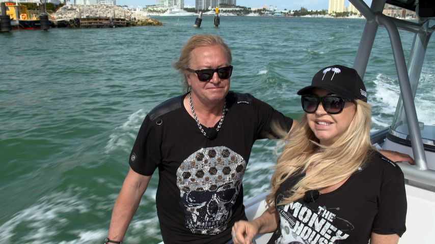 Robert und Carmen Geiss in Miami