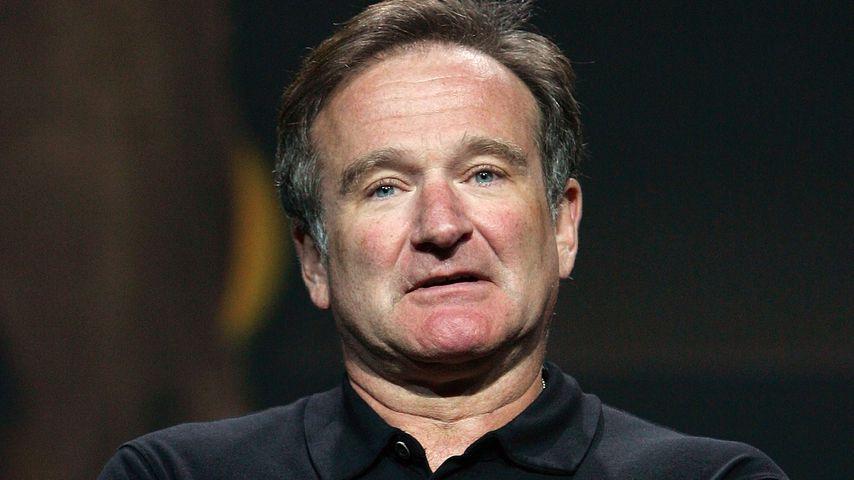 Neue Doku enthüllt: Robin Williams (†63) war einsamer Mensch