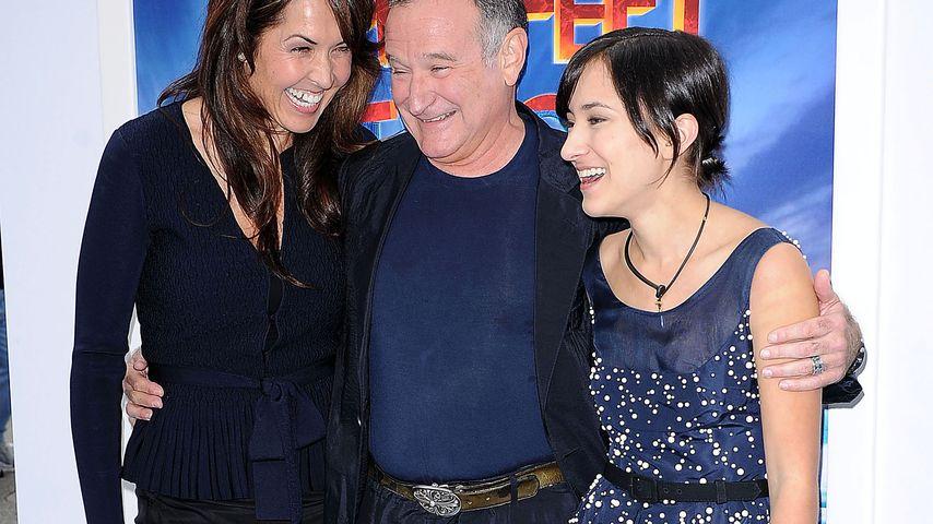 Robin Williams: Seine Frau klagt gegen die Kinder!