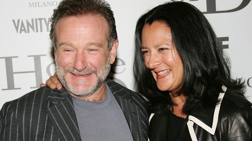 Robin und Marsha Garces Williams