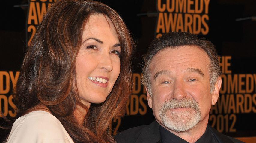Robin Williams' Witwe: Das waren seine letzten Worte
