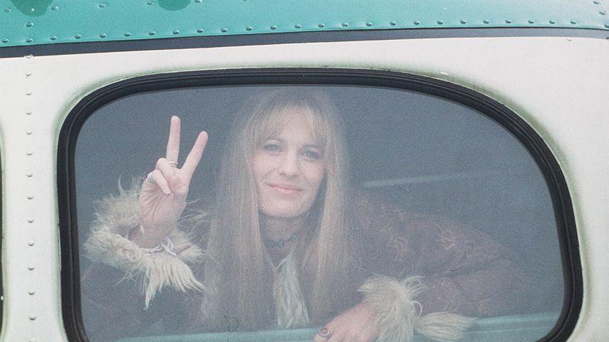 "Robin Wright als Jenny im Film ""Forrest Gump"""