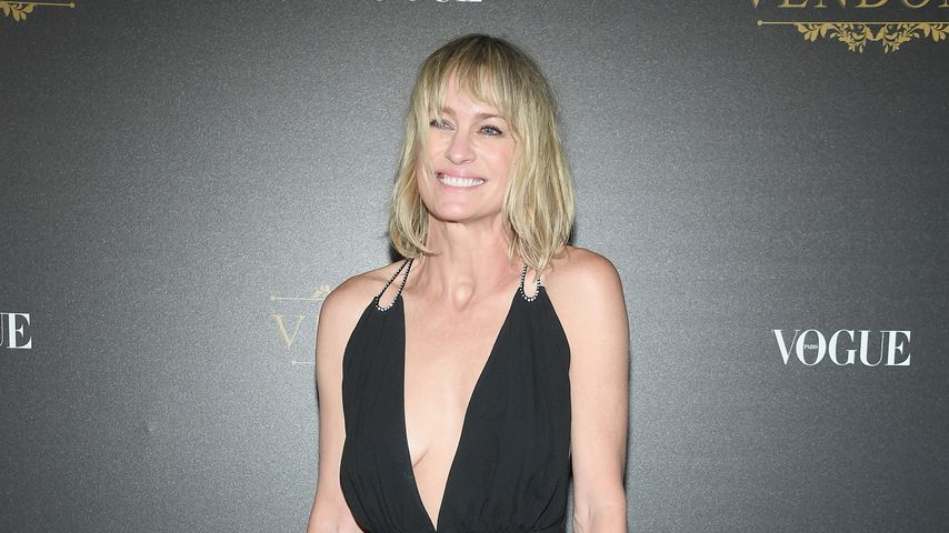"""House of Cards""-Star Robin Wright"