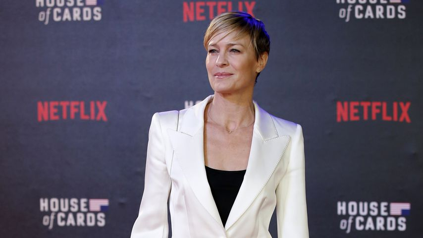 """House of Cards"": Robin Wright weiß, wie Spacey sterben wird"