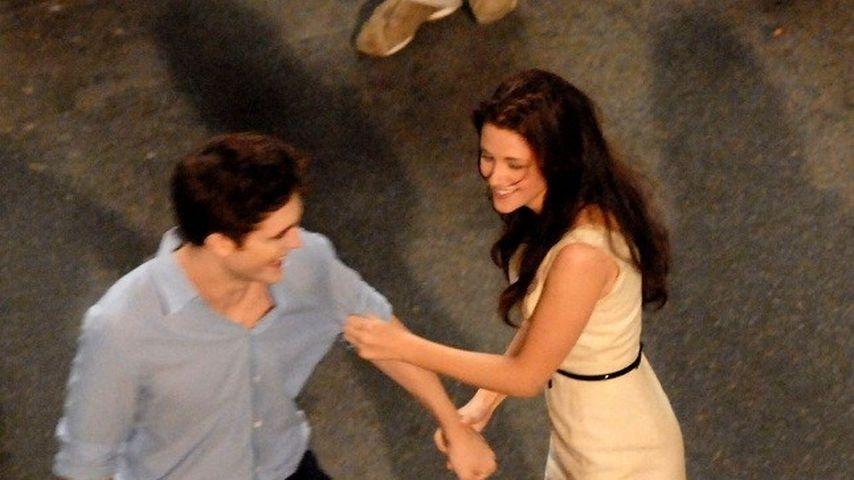 Edward und Bella sollten schon in Eclipse heiraten