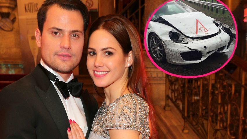 Schock! Rocco & Angelina hatten schlimmen Autobahn-Unfall!