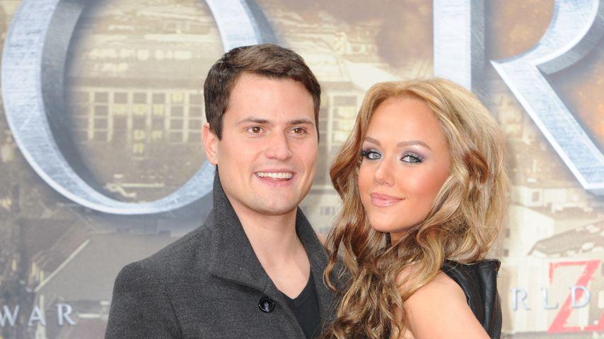 Rocco Stark und Kim Gloss im Jahr 2013