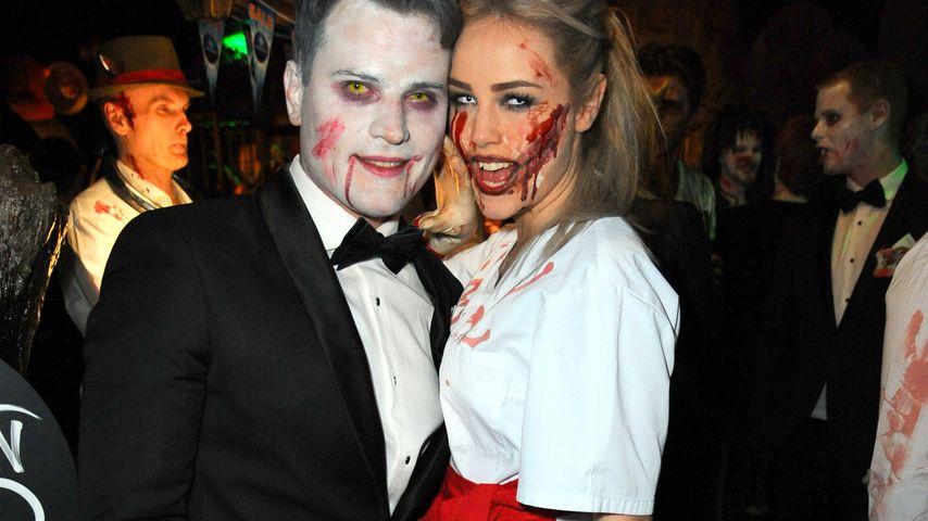Rocco Stark und Liz Kaeber