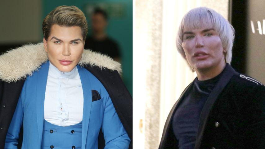 """Pott-Frisur: """"Real-Life-Ken"""" sieht nicht mehr aus wie Ken!"""