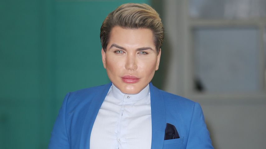 Rodrigo Alves in den ITV-Studios in London