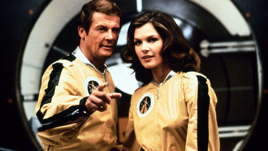 Roger Moore ist tot: Für seine Bond-Szenen liebten ihn alle